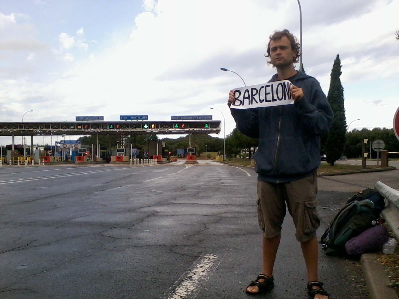 Lista marzeń - Autostopem przezEuropę - zrobione