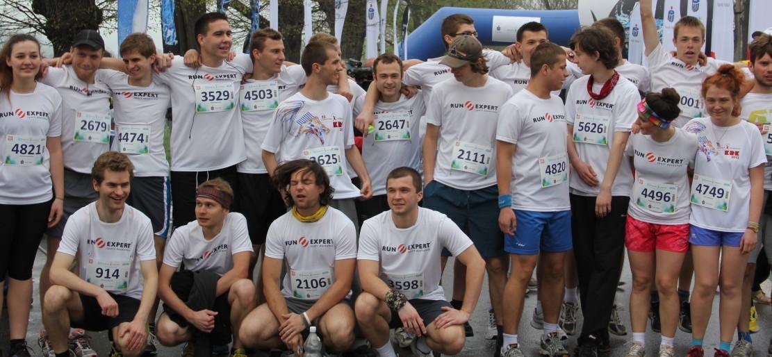 Maraton - dawka motywacji