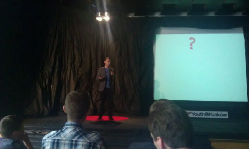 TEDxYouth@Kraków - raz jeszcze foto zprezentacją