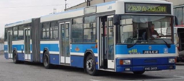 Autobusowe przemyślenia: mały krok