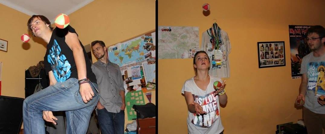 Szkoła żonglerów