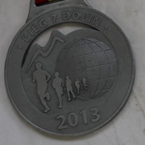 bieg 7 dolin - medal jamowie.to Jamówię.to