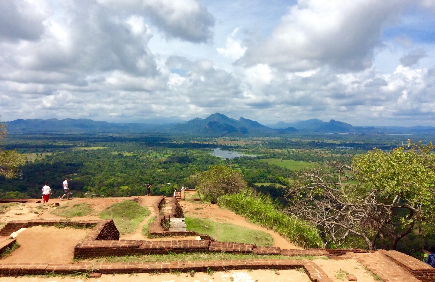 Sri Lanki Pas środkowy: Kandy, Dambulla, Trinco