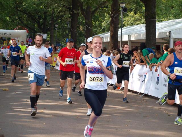 Maraton wrocławski – ostatnia prosta