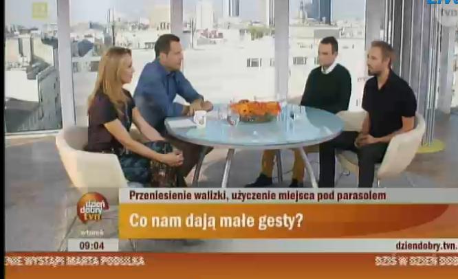 Dzień Dobry TVN czyli Ja mówię TOwTV + VIDEO