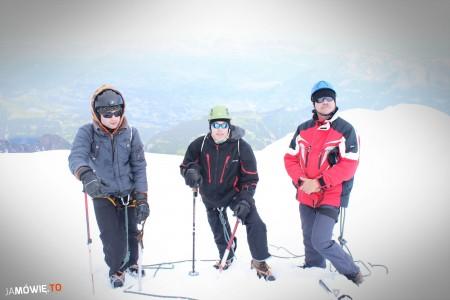 Wyprawa na Mont Blanc - Ja mówię TO