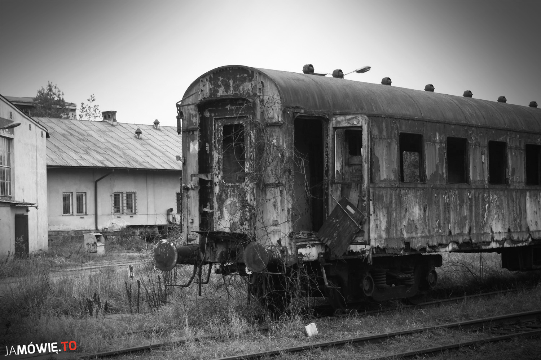 Lokomotywownia Kraków Płaszów - Ja mówię TOhttp://jamowie.to Urbex, Urban Exploration 2