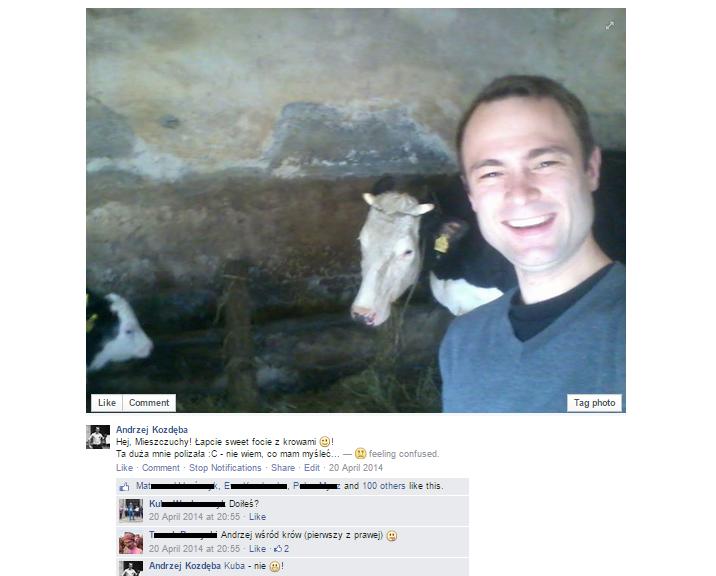 Jak zdobyć więcej lajków naFacebooku? JA mówię TOhttp://jamowie.to