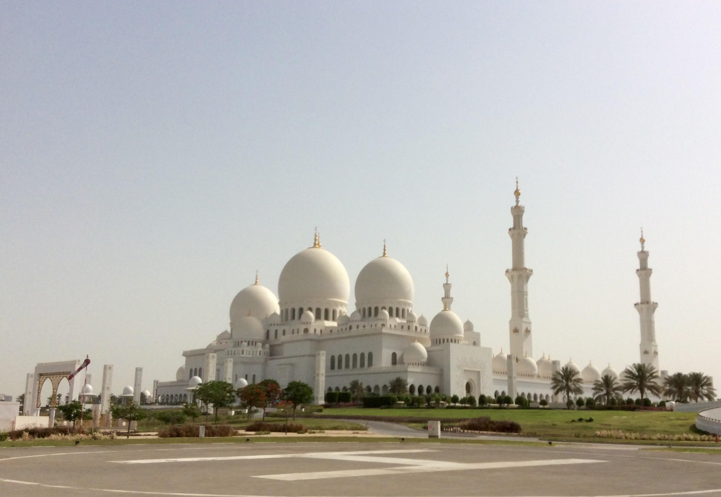 Meczet Sheikh Zayed – 5 faktów