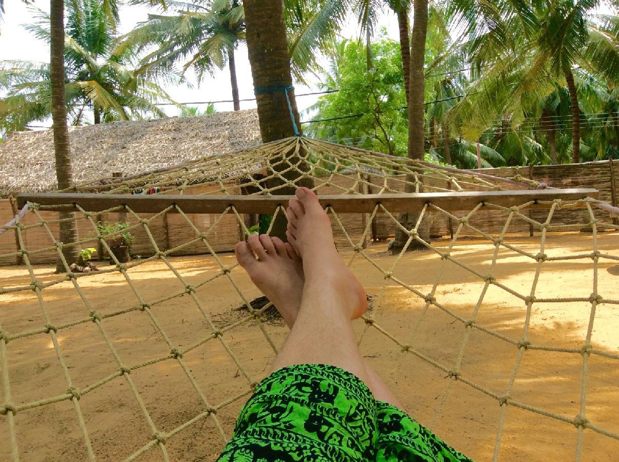 Sri Lanka relaks Ja mówię TO
