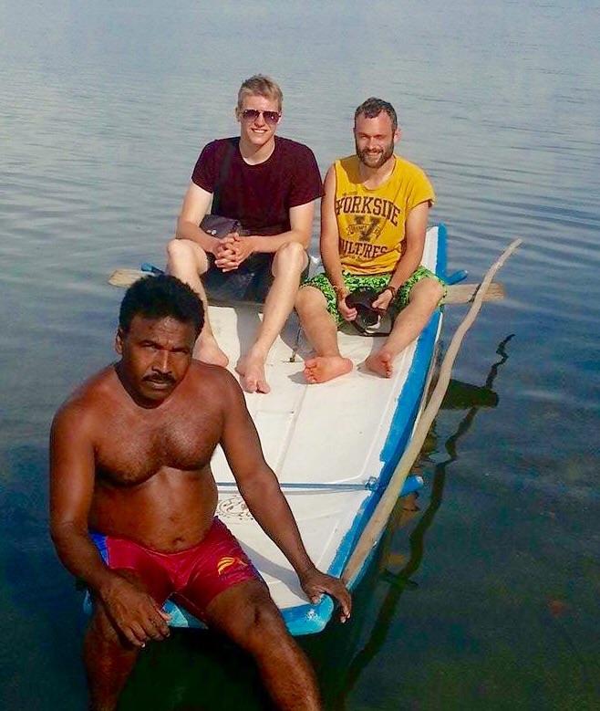 Sri Lanka Z Nejmalem Ja mówię TO