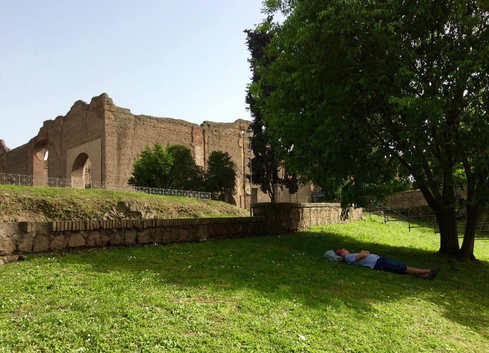 Rzymskie popołudnie [zdjęcia]
