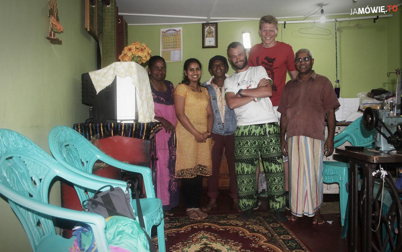 Ja mówię TO: Sri Lanka, rodzina Yogi, http://jamowie.to