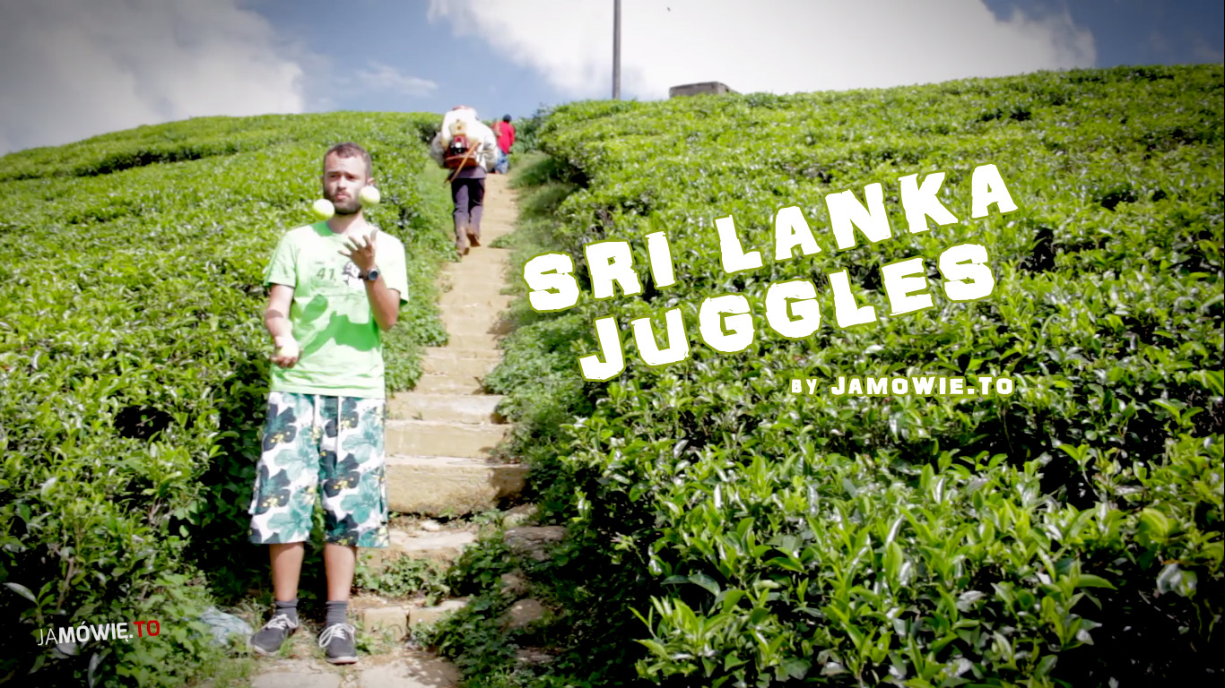 Sri Lanka żongluje - Ja mówię TO - http://jamowie.to
