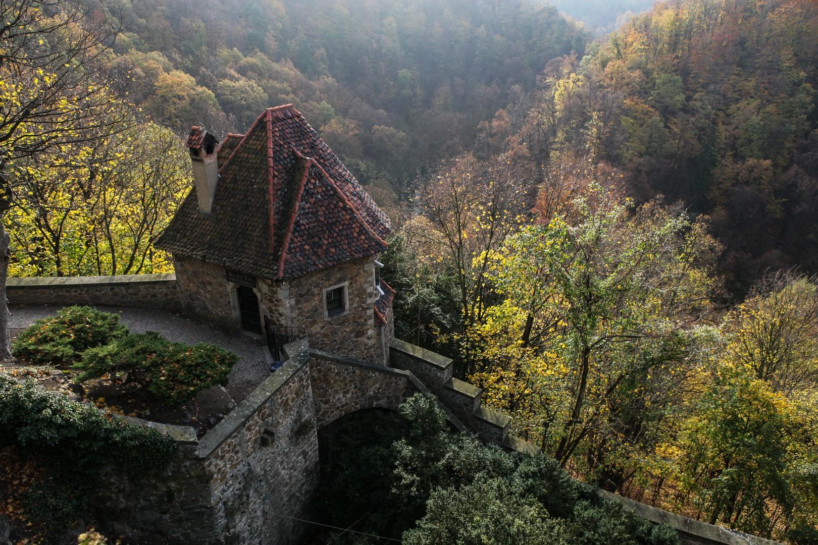 wałbrzych - zamek w Książu - Ja mówię TO - https://jamowie.to foto: flickr