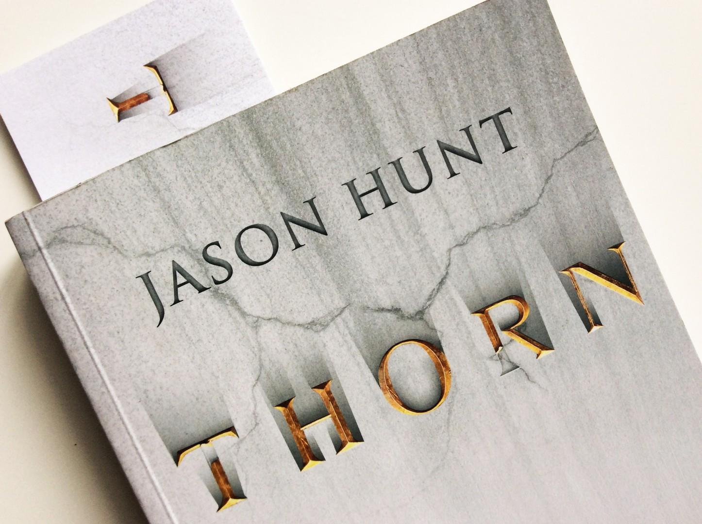 Thorn - Jason Hunt Ja mówię TO