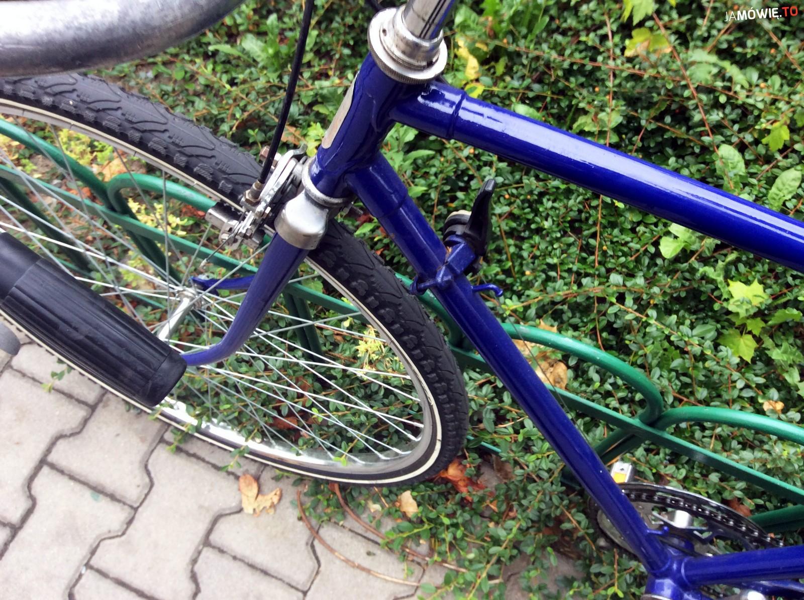 rower w Krakowie - Ja mówię TO https://jamowie.to - Rakieta