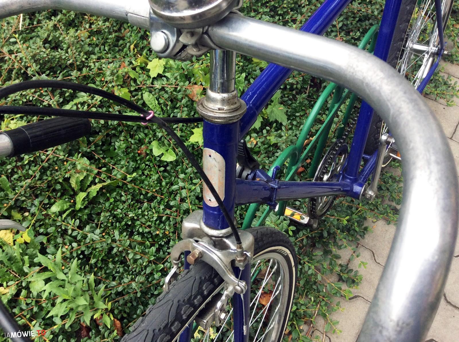 Jak jeździć rowerem poKrakowie