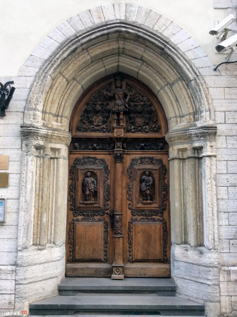 Projekt Drzwi do Tallina http://jamowie.to Ja mówię TO