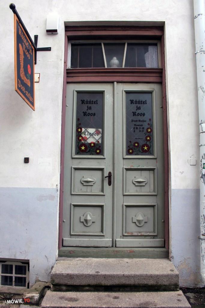 Projekt Drzwi do Tallina https://jamowie.to Ja mówię TO