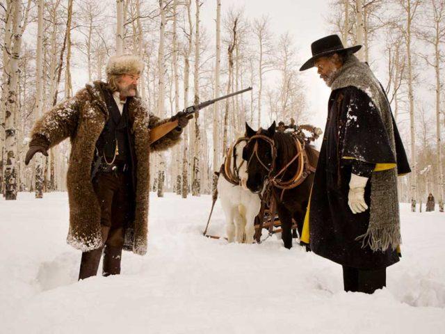 Nienawistna ósemka – 7 zalet nowego Tarantino