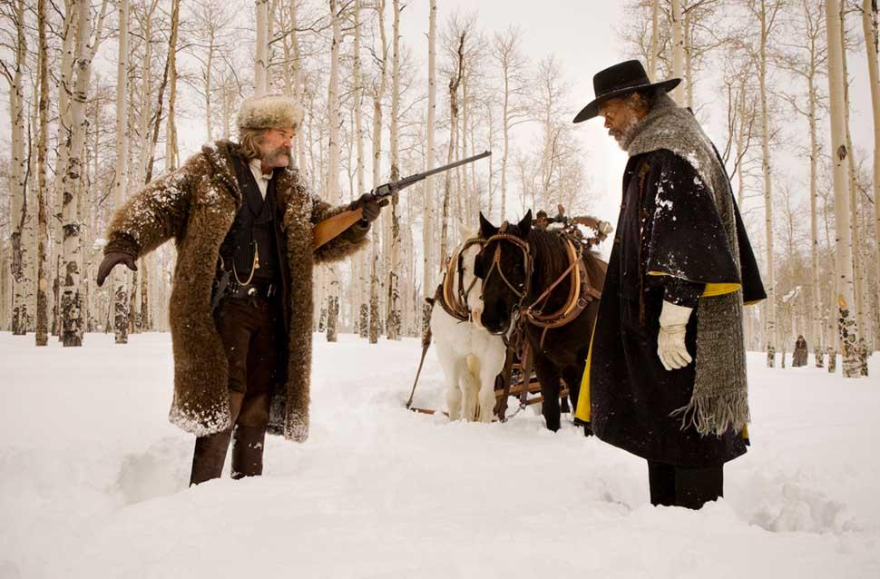 Nienawistna Ósemka - Quentin Tarantino - recenzja - Ja mówię TO http://jamowie.to