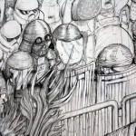 street art we włoszech - Blu - Ja mówię TO http://jamowie.to