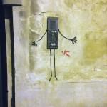 street art we włoszech - Enter/Exit- Ja mówię TO http://jamowie.to