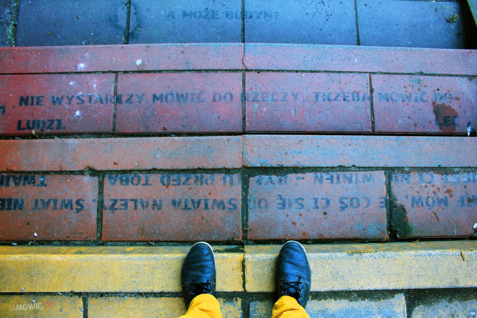 Nietypowe atrakcje Krakowa - Kraków - rzeczy, których mogłeś nie wiedzieć - Ja mówię TO https://jamowie.to Tatrzańska Schody
