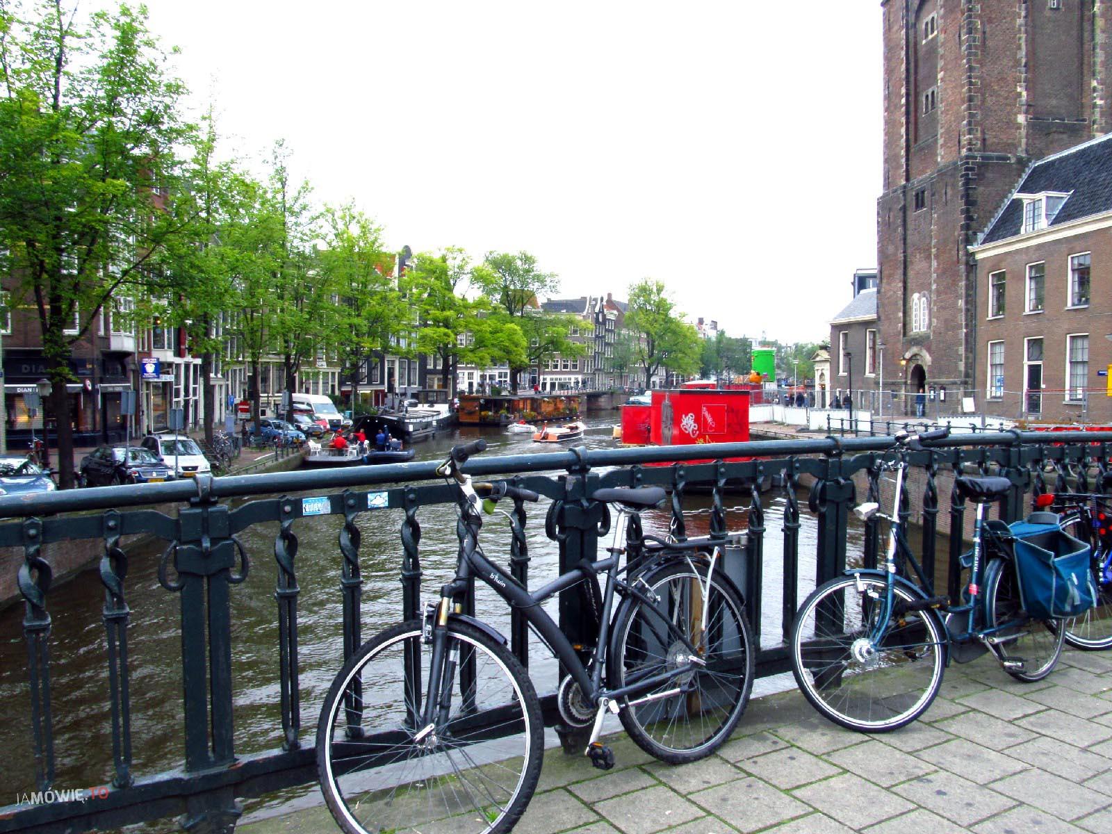 Moje ulubione miejsca w Europie - Amsterdam - Ja mówię TO http://jamowie.to