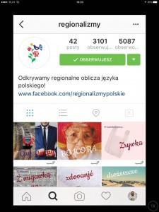 Ciekawe profile na Instagramie - Ja mówię TO