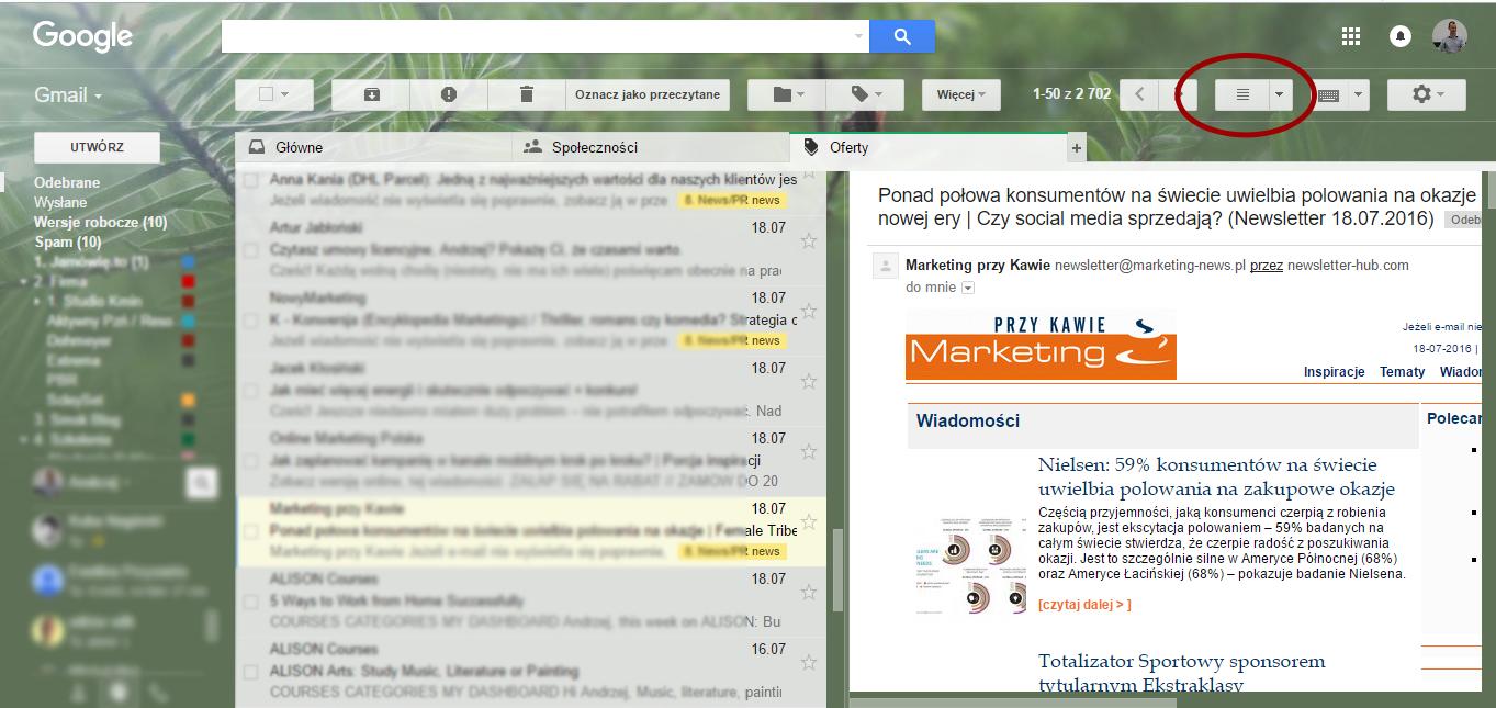 Zębatka - Gmail - Ciekawe tricki - pomocne tricki - http://jamowie.to Ja mówię TO
