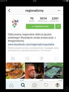 Ciekawe profile na Instagramie, które polecam - Ja mówię TO