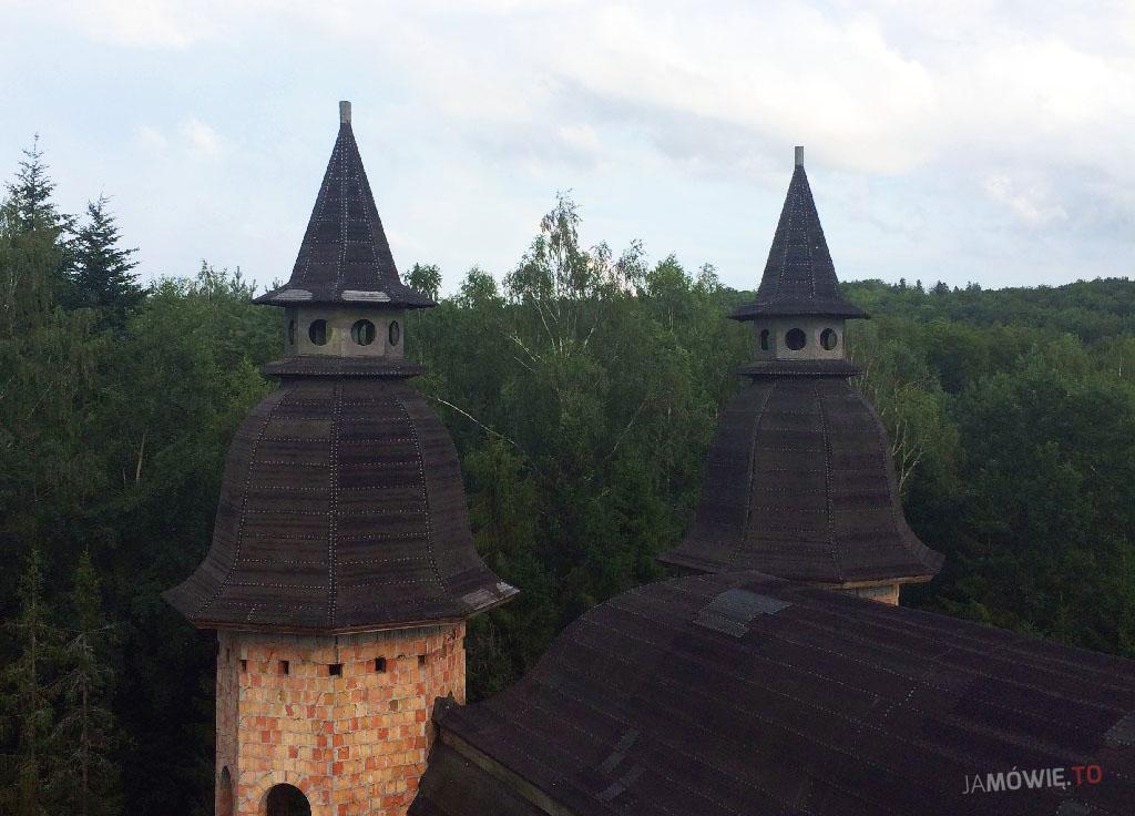 Zamek wŁapalicach – zamek, któregonigdy nieukończą