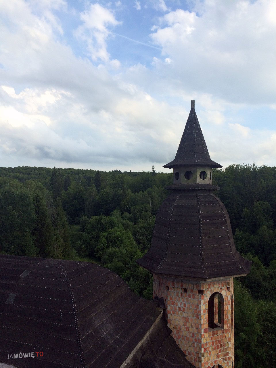 Zamek w Łapalicach - Ja mówię TO - https://jamowie.to