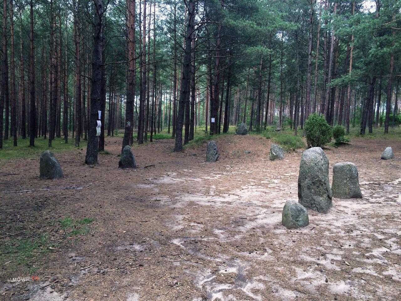 Kamienne Kręgi w Węsiorach - Ja mówię TO http://jamowie.to