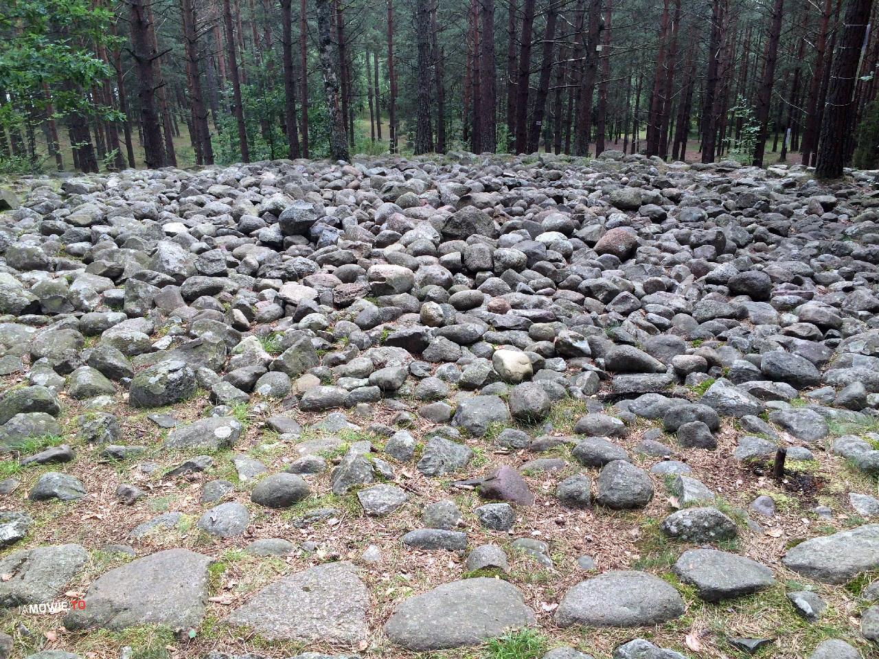 Kamienne Kręgi w Węsiorach - Ja mówię TO https://jamowie.to