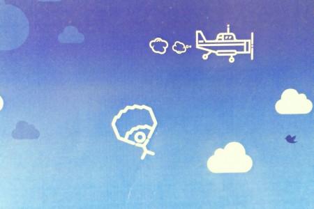 Skok ze spadochronem - relacja Live na Ja mówię TO http://jamowie.to