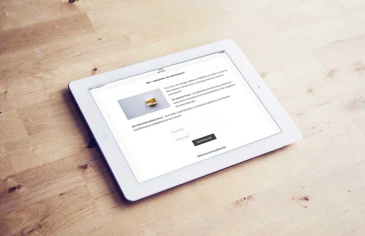 9 narzędzi, które pomogą Ci skutecznie docierać doodbiorców - Ja mówię TO- Strona 404