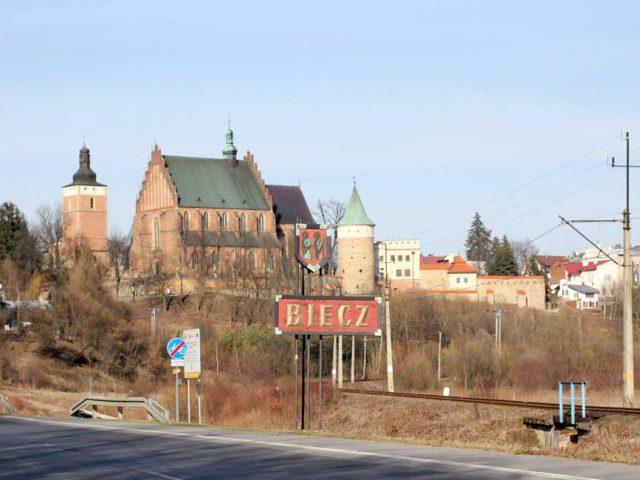 Biecz iokolice – średniowieczne miasto naskraju Małopolski