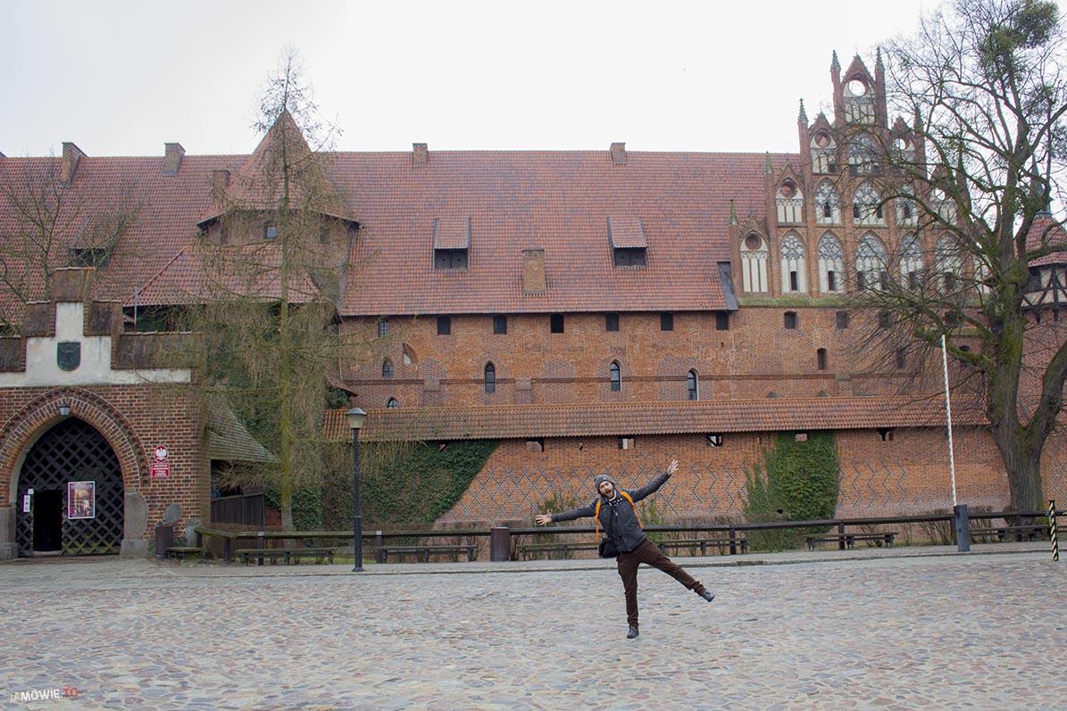 Zamek wMalborku - Ja mówię TOwww.jamowie.to