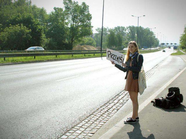 Zarządzaj kryzysami jak autostopowicz