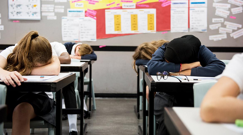 Czymożna uczyć się przezsen?