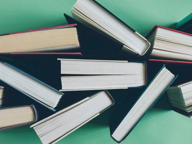 Przegląd książek, które przeczytałem w2020 roku